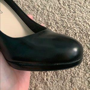 Franco Sarto Shoes - Franco Sarto black heels